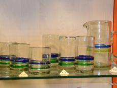 Gläser, Glaskrüge