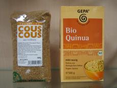 Cous Cous - Quinua